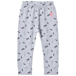 Scamp & Dude Chill Out Leggings – Grey Mask and Bolt