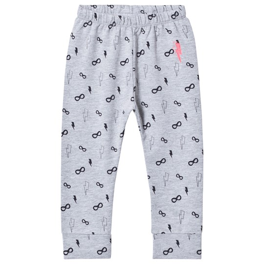 Scamp & Dude Chill Out Leggings – Grey Mask and Bolt Grey Marl