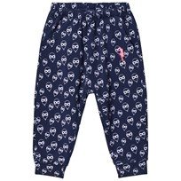 Scamp & Dude Cool Kid Joggers – Navy Marinblå