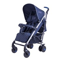 Basson Baby Pico Quilted Stroller Blue PICO-BLÅ