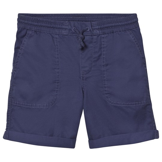 Ralph Lauren Cotton Twill Shorts Fresco Blue 002