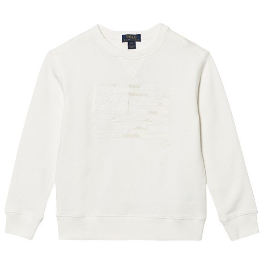 Ralph Lauren Cotton Atlantic Terry Pullover Sweatshirt 001