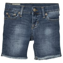 Ralph Lauren Blue Mid Wash Denim Shorts 001