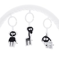 Sleepyhead Hanging Toys Set White