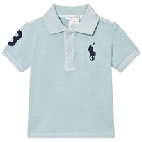 Ralph Lauren Blue Big Pony Polo 002