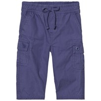 Ralph Lauren Cotton Ripstop Cargo Pants Sporting Blue 001