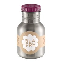 Blafre Steel bottle 300ml, Plum red Plum red