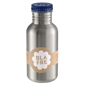 Image of Blafre Steel Bottle Dark Blue 500ml (3125343103)