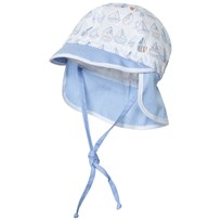 Maximo Sun Hat Light Blue Light Blue