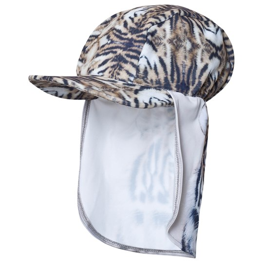 Popupshop Swim Flap Hat UV Tiger Tiger