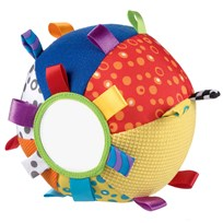 Playgro Loopy Loops Ball пестрый