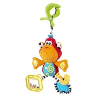 Playgro Dingly Dangly Curly The Monkey Multi