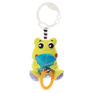 Image of Playgro Peek-A-Boo Wiggling Frog (3056049621)