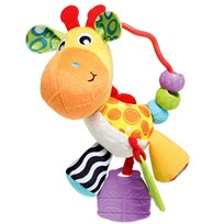 Playgro Giraffe Activity Skallra White