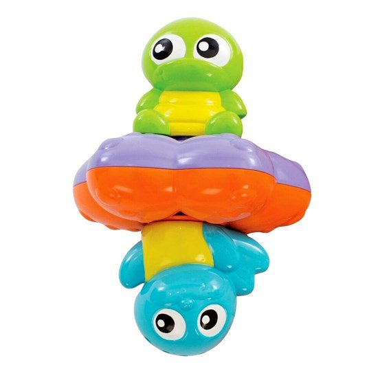 Playgro Flip & Switch Floating Friends White