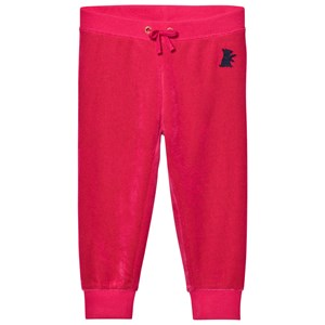 Image of Juicy Couture Fuchsia Velour Track Pants 6-7 years (2743815847)