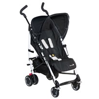 Safety1st Compa'City Barnvagn Svart & Vit Black