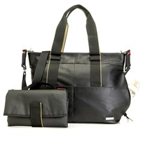 Storksak Eden Bag Black Black