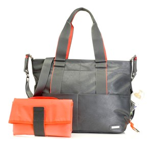 Image of Storksak Eden Bag Grey (2743714125)