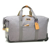 Storksak Cabin Carry-On Grey Black
