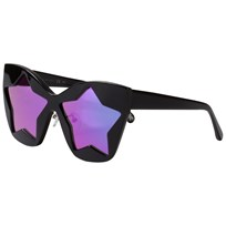 Stella McCartney Kids Black and Pink Starlens Sunglasses Black/Pink