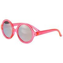 Stella McCartney Kids Pink and Gold Round Sunglasses Pink/Gold