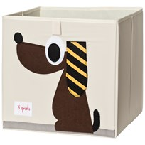 3 Sprouts Dog Storage Box Multi