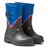 Joules Blue Shark Welly BLUE SHARK