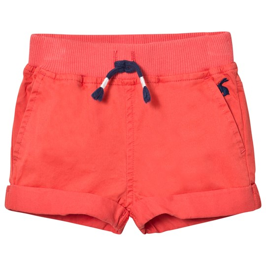 Tom Joule Red Woven Shorts Red