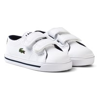 Lacoste White Marcel Infant Court White
