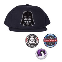 Fabric Flavours Star Wars Interchangeable Badge Cap Marinblå