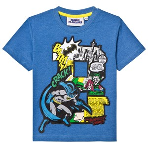 Image of Fabric Flavours Batman ''B'' Graphic Tee 3-4 years (2795413487)
