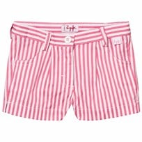 Il Gufo Pink Candy Stripe Shorts 359