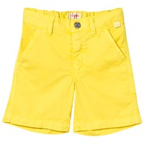 Il Gufo Yellow Chino Shorts 213