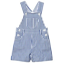Il Gufo Blue Cotton Overalls 477