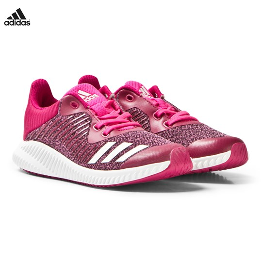 adidas Performance Kids FortaRun Trainers Pink BOLD PINK