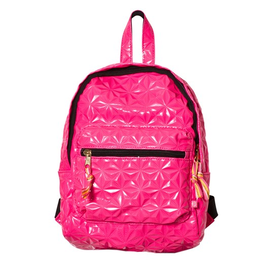 Le Big Neon Pink Backpack FFP