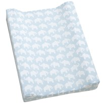 Elephant Nursing Bed Elefant Blue Multi