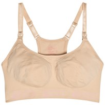 Cake Lingerie Cotton Candy Racerback Sömlös Amnings-BH Nude Nude