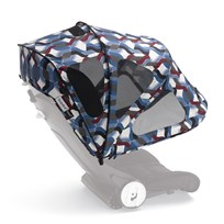 Bugaboo Bugaboo Bee Breezy Sun Canopy Waves