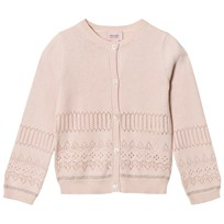 Noa Noa Miniature Mini Nappa Knit Sepia Rose Purple