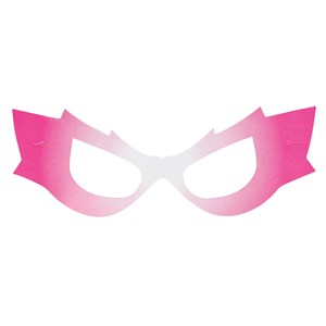 Image of My Little Day 8 Masks - Pink Superheroine (2743696343)