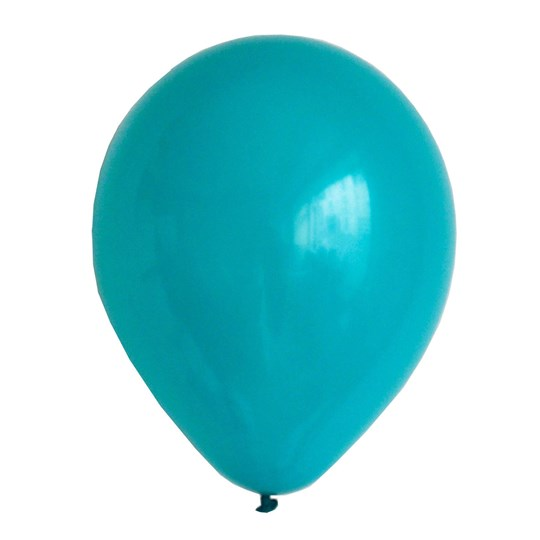 My Little Day 10 Balloons - Turquoise Turquoise