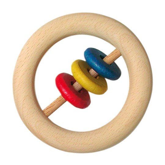 Nic Rattle Disk Ring