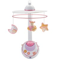 Chicco Magic Stars Cot Mobile (Girl) Multi