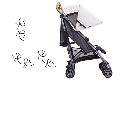 Travel strollers -25%