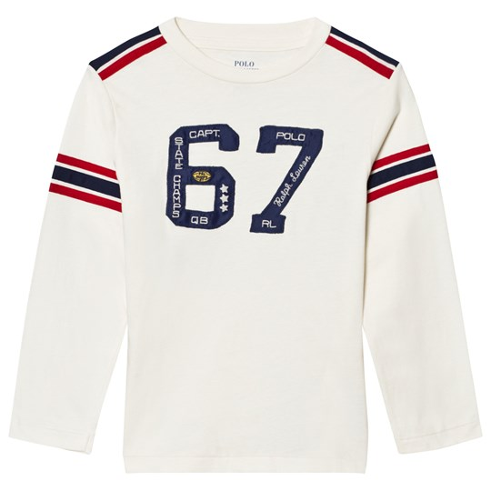 Ralph Lauren Long Sleeve Graphic French Navy French Navy