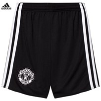 Manchester United Man United ´17 Junior Away Shorts Black