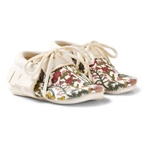 Mini Mocks Mockasin Blomster Flower Liberty