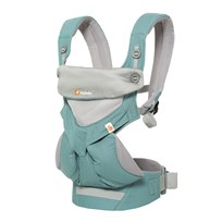 Ergobaby 4 Position Baby Carrier Cool Air Icy Mint Green